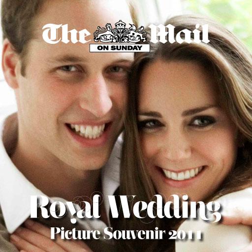 Mail on Sunday Royal Wedding