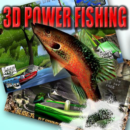 3D POWER FISHING