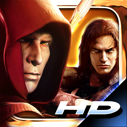 Dungeon Hunter 2 HD icon