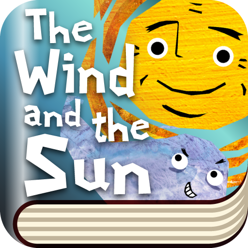 The Wind and the Sun – Kidztory animated storybook
