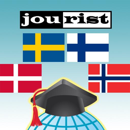 Jourist Kelime Oluşturucu. Kuzey Avrupa