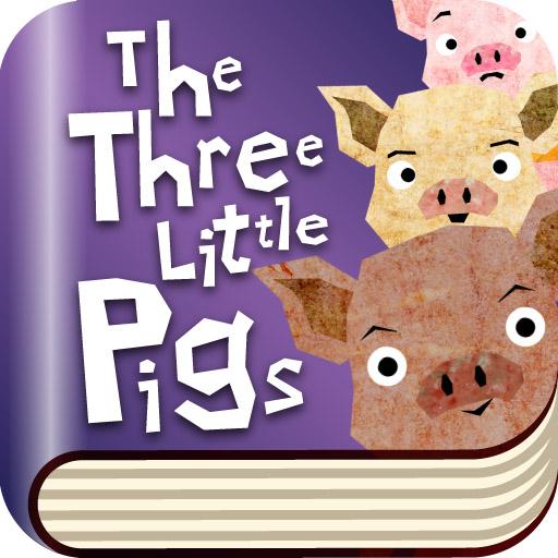 The Three Little Pigs – Kidztory animated storybook