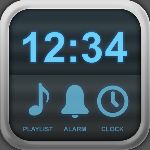 Playlist Alarm Clock