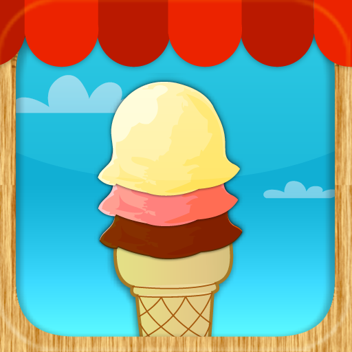 Scoop Shoppe - Ice cream matching game for kids