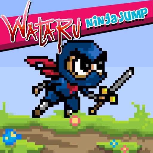 Wataru Ninja Jump