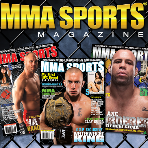 MMA SPORTS Magazine icon