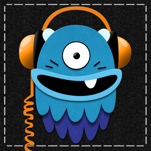Monster Melody Mash -  Animated Monster Music icon