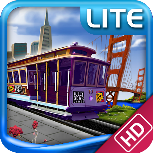 Big City Adventure - San Francisco HD Lite icon