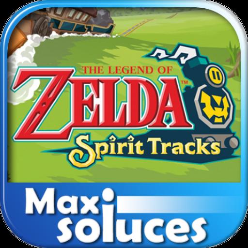 MAXISOLUCES - The Legend of Zelda Spirit Tracks – La Soluce Complète