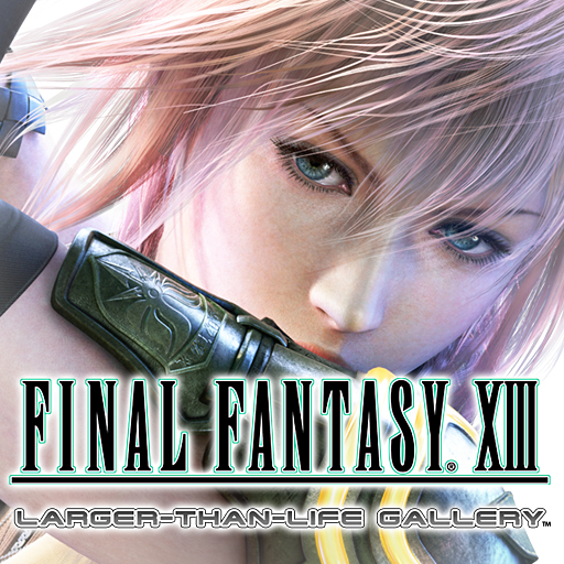 FINAL FANTASY XIII  Larger-than-Life Gallery