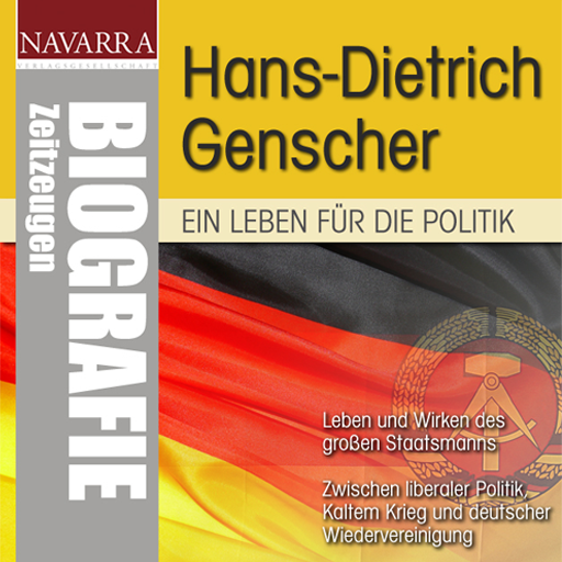 Hans-Dietrich Genscher Ein Leben für die Politik