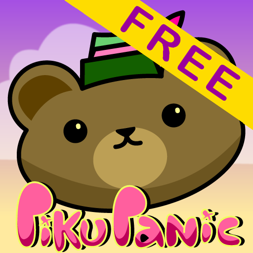 Piku Bear Megapanic - now FREE icon