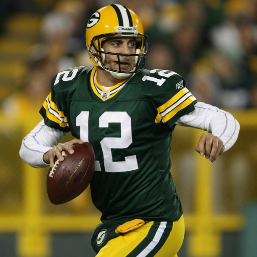 Aaron Rodgers icon