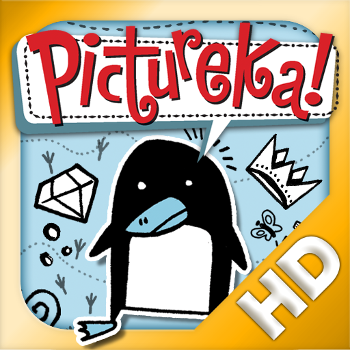 Pictureka! for iPad icon