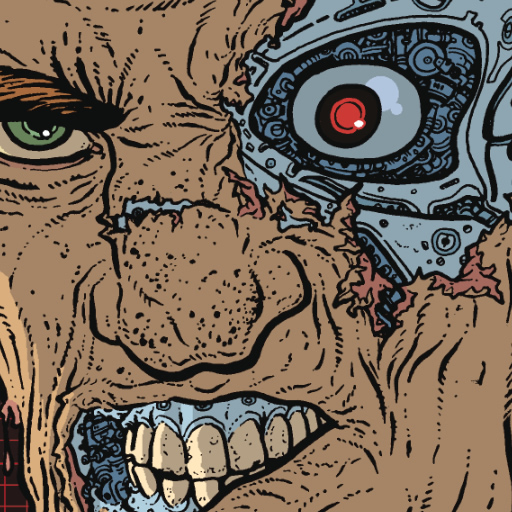 The Terminator: Death Valley – The Complete Graphic Novel