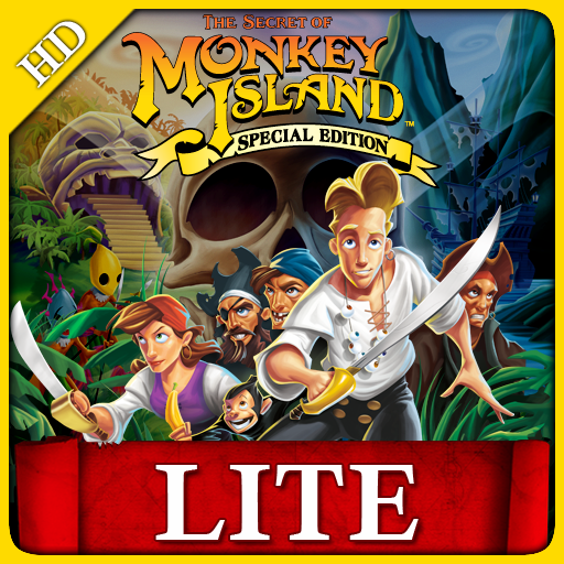 The Secret of Monkey Island: Special Edition for iPad LITE
