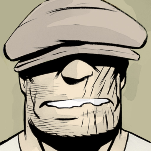 The Goon featuring Hellboy
