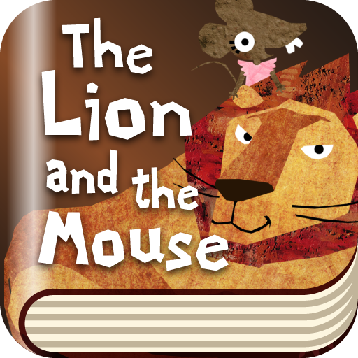 The Lion and the Mouse – Kidztory animated storybook