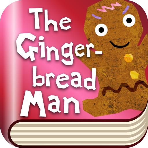 The Gingerbread Man – Kidztory interactive animated storybook