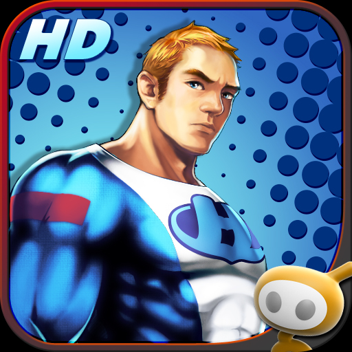 Hero Project for iPad