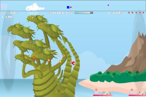 Attack of the Kraken LITE screenshot #4