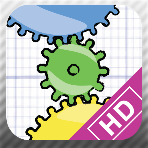 Geared for iPad icon