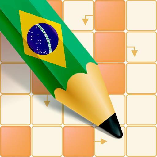 Brasilianisches Portugiesisch lernen mit Kreuzw...