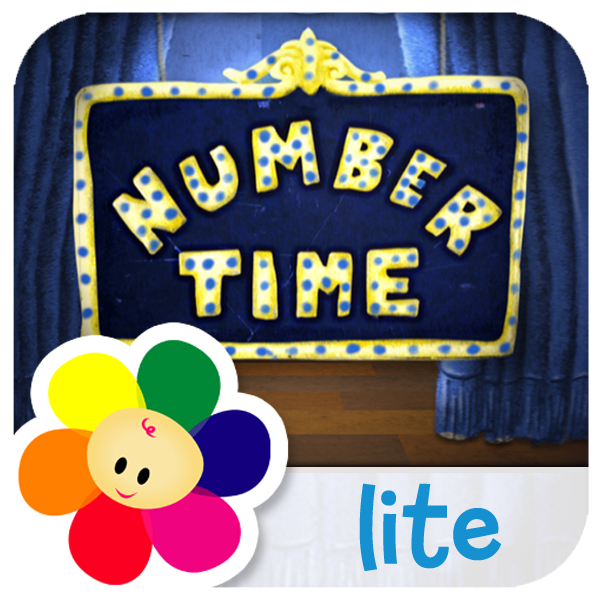 BabyFirst's Number Time Lite