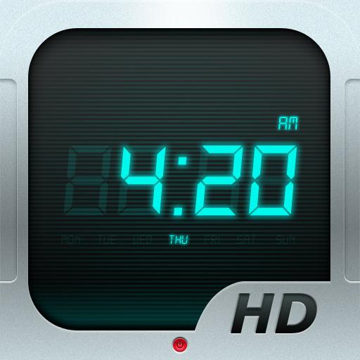 Night Stand HD - Alarm Clock