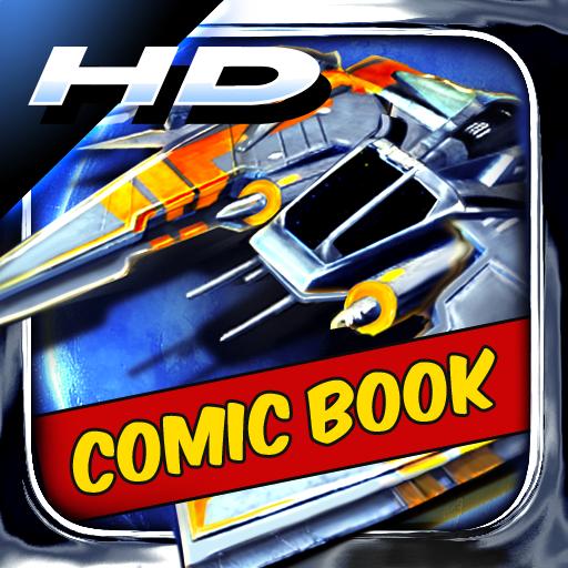 Star Battalion HD - The Comic Book