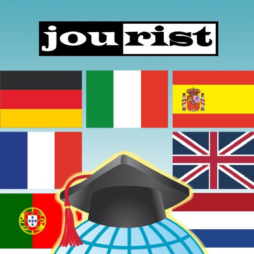Jourist Kelime oluşturucusu. Batı Avrupa
