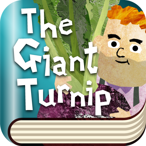 The Giant Turnip – A Kidztory Classic animated interactive storybook