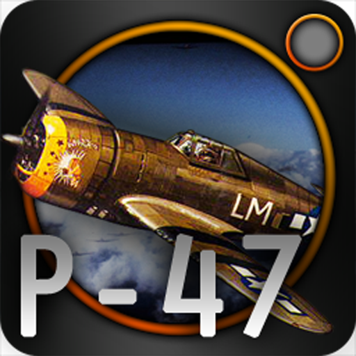 P-47 - The Phantom Fighter icon