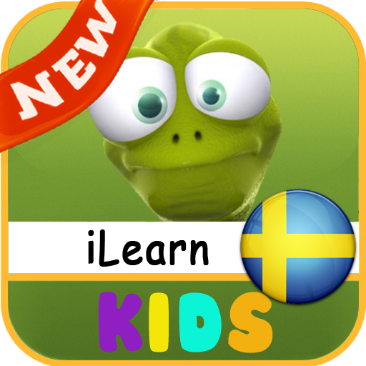 Toddler Swedish: 200 Words