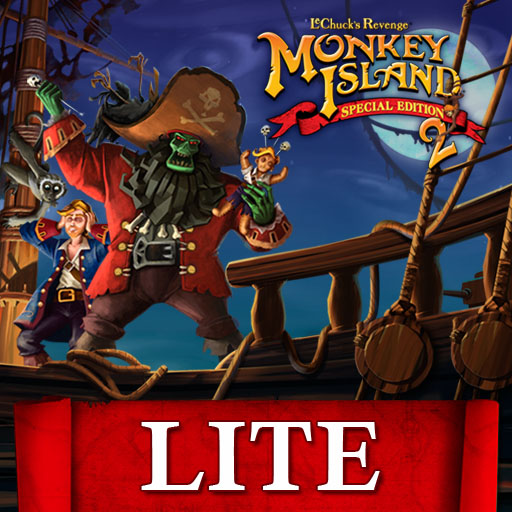 Monkey Island 2 Special Edition: LeChuck's Revenge - LITE