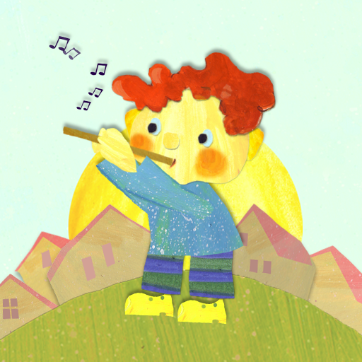 BabyFirst's Pied Piper eBook