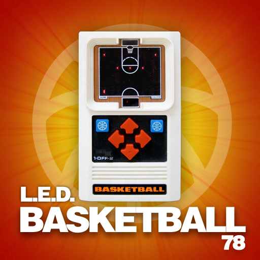 LED Basketball 78