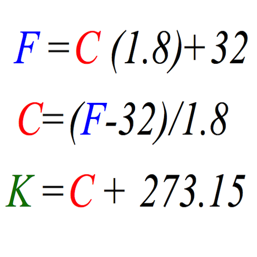 How to convert celsius to fahrenheit.