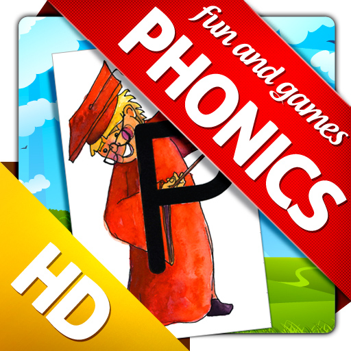 Phonics Fun & Games