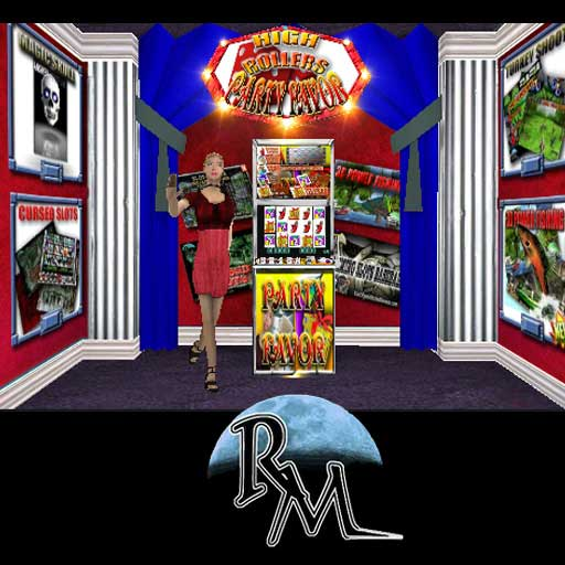 High Roller Slots - Party Favor