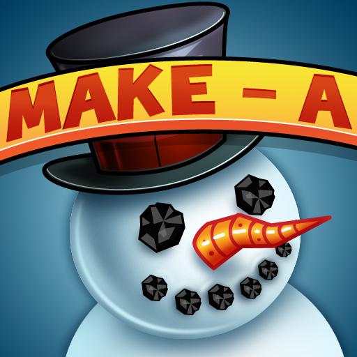 Make-A-Snowman: Holiday Gift