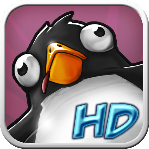 Penguin Palooza HD icon