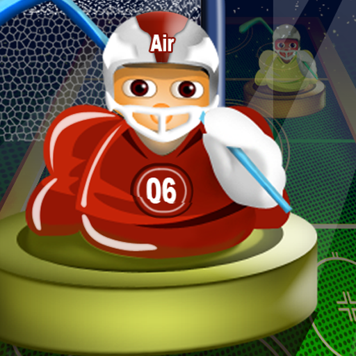 Air Hockey (Multiplayer) Lite