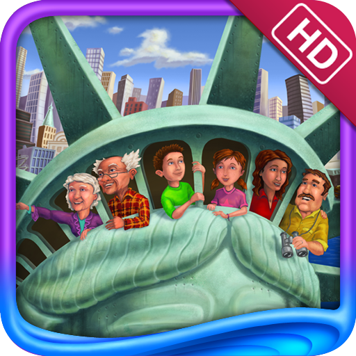 Big City Adventure: New York City HD (Full) icon