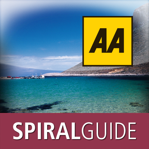 AA Spiral Guide To Crete