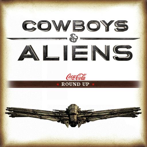 Cowboys & Aliens Coca-Cola Round Up icon