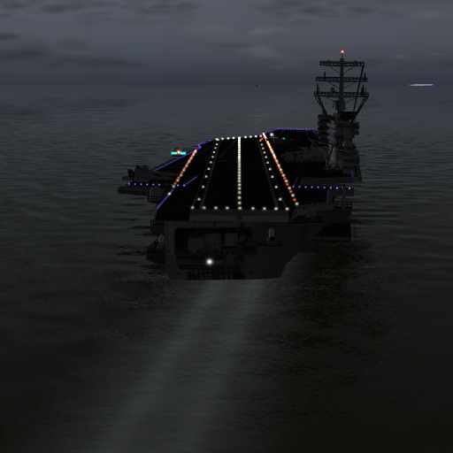 X-Plane Carrier
