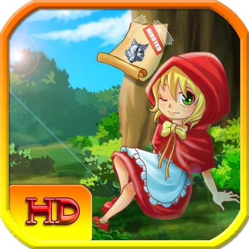 Hidden Objects - Little Red Ridding Hood