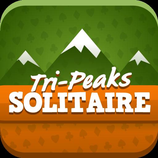 Tri-Peaks Solitaire Free!