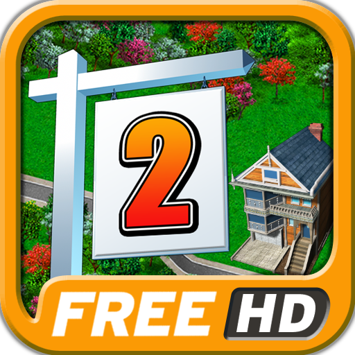 Build-a-Lot 2: Town of the Year for iPad FREE